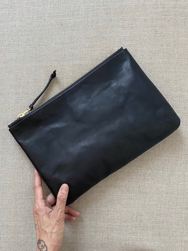 Kangaroo Clutch Plus - Black