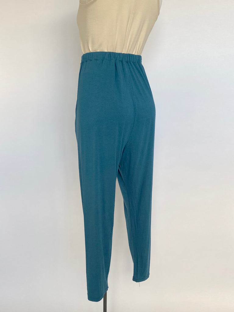 Jersey Slacks - Teal