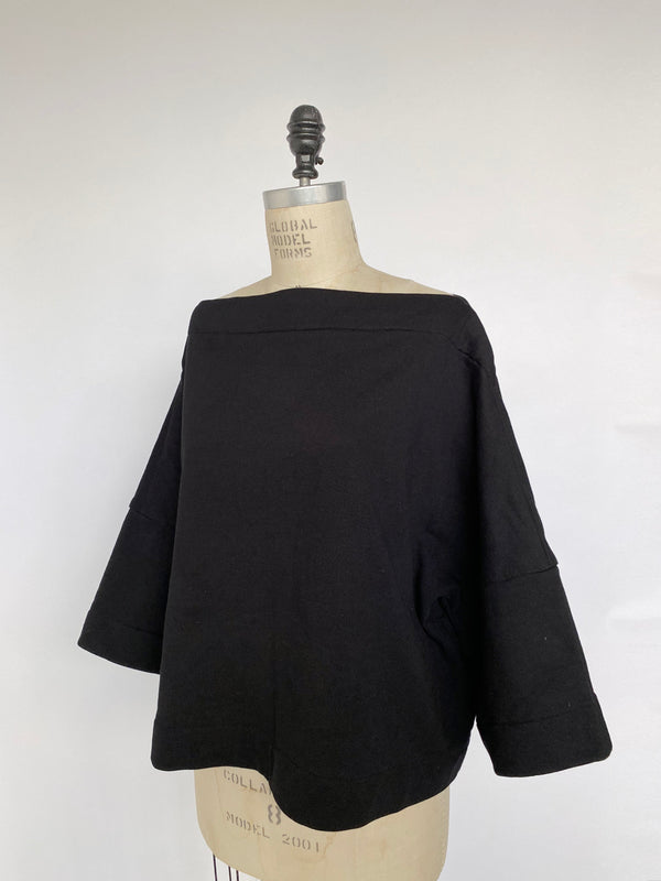 Terry Boatneck - Black