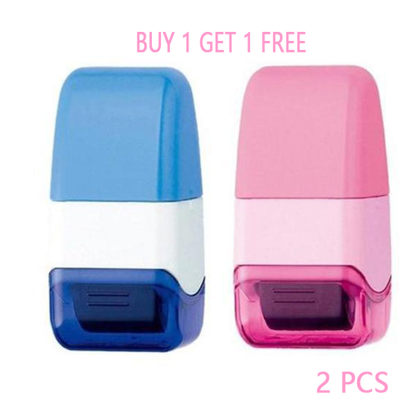 (Buy 1 Get 1 Free!!Last 3 Days Promotion)Data Protection Roller-Protection Your Identity Theft