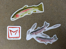 Load image into Gallery viewer, Rainbow Trout Decal