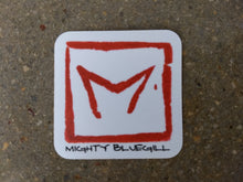 Load image into Gallery viewer, Mighty Bluegill Logo Decal