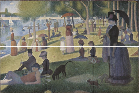 Special #6 Georges Seurat