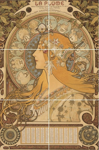 Special #6 Alphonse Marie Mucha