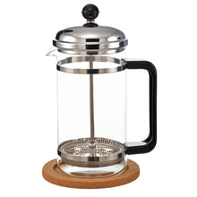 Load image into Gallery viewer, French Press with cork base - 1500ml/51 oz