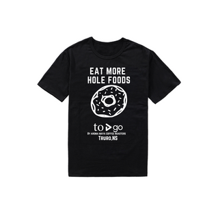 Eat More Hole Foods T-Shirt - PreOrder