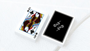 Limited Black Roses Casino - Black Roses Playing Cards