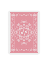 Load image into Gallery viewer, Black Roses Altrosa Playing Cards Back Design