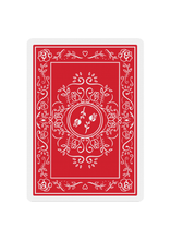 Load image into Gallery viewer, Red Roses Playing Cards - Back Design