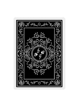 Load image into Gallery viewer, Black Roses Playing Cards V1