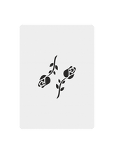 Load image into Gallery viewer, Black Roses Playing Cards V1 - Joker