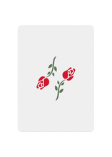 Load image into Gallery viewer, Red Roses Playing Cards - Joker