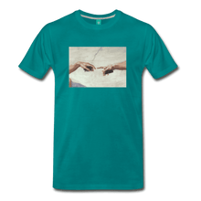 Load image into Gallery viewer, The Creation of Palming - teal