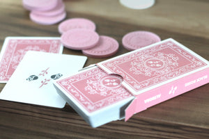 Black Roses Altrosa Playing Cards Tuck Box