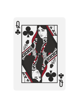Load image into Gallery viewer, Private Reserve Remedies - Black Roses Playing Cards