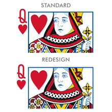 Load image into Gallery viewer, Redrawn Arrco Face Card Templates PDF DOWNLOAD