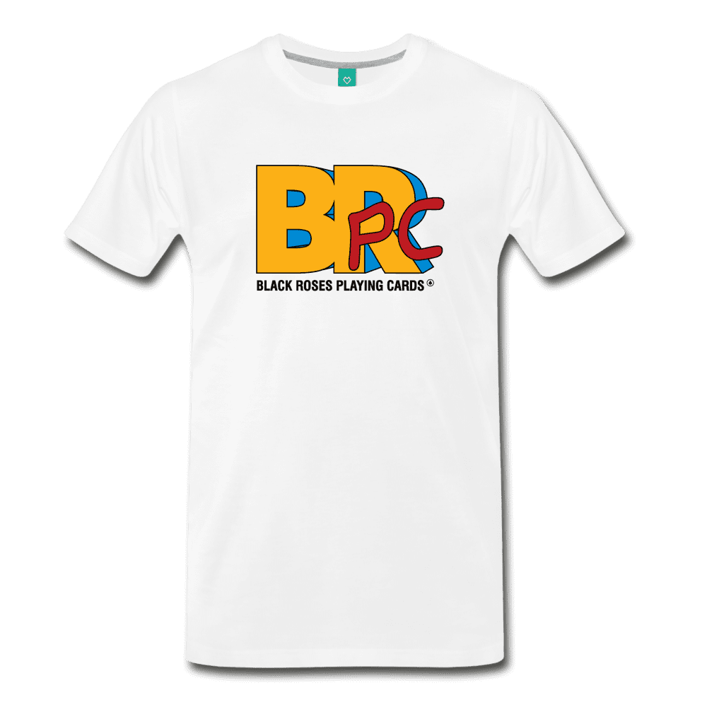 BRPC Shirt - Black Roses Playing Cards