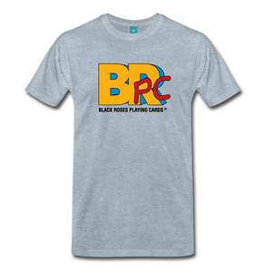 BRPC Shirt - heather ice blue