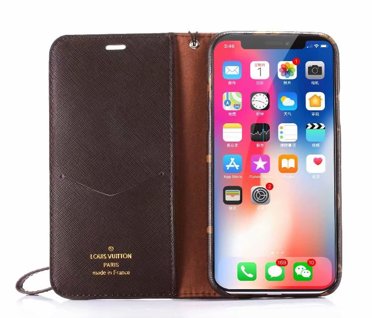 quality design 4736a 9dee1 Leather wallet case