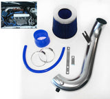 Air Intake Filter Kit System for Honda Civic DX EX LX GX HX 2001-2005 with 1.7L 4cyl Engine