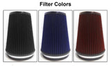 Heat Shield Air Intake Filter Kit works with Chevy Silverado 1500 2500 1999-2006 with 4.8L 5.3L 6.0L V8 Engine
