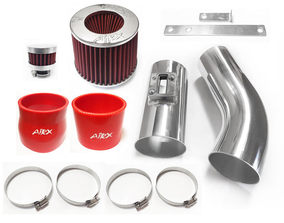AirX Racing Intake Kit System for 2006-2008 Isuzu Ascender with 4.2L Inline 6 Engine