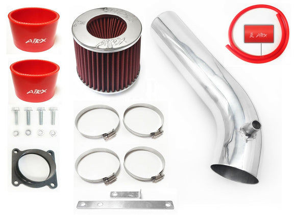 AirX Racing Intake Kit System for 2003-2006 Infiniti G35 with 3.5L V6 Engine