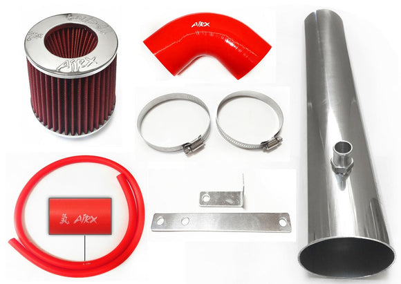 AirX Racing Intake Kit System for 2009-2018 Dodge Challenger R/T with 5.7L 6.1L V8 Engine
