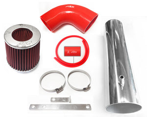 AirX Racing Intake Kit System for 1991-1996 Jeep Cherokee SE Sport Laredo with 4.0L Inline 6 Engine