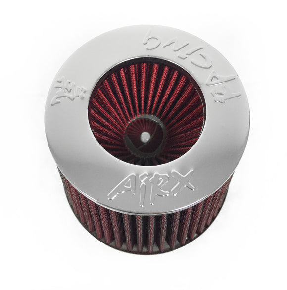 AirX Racing Logo Air Filter replacement for most aftermarket cold air intake system