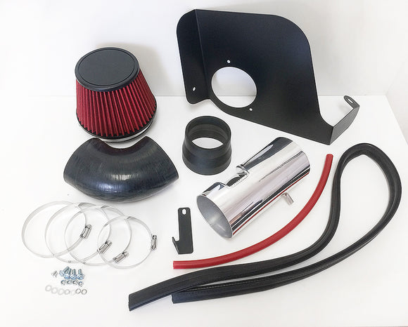 Heat Shield Air Intake Filter Kit works with Cadillac CTS-V 2004-2005 with 5.7L V8 Engine
