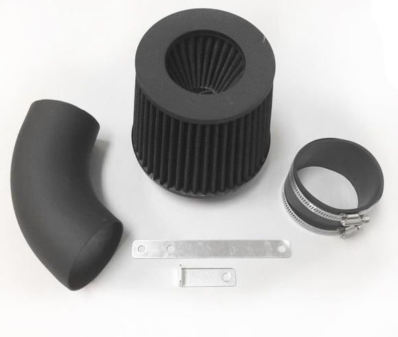 Air Intake Filter Kit System for BMW E46 3-Series 323i 325i 328i 330i non-xenon headlights with 2.5L 3.0L Inline6 Engine