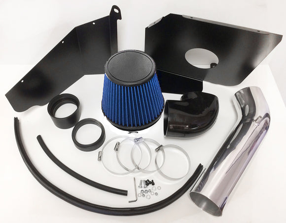 Heat Shield Air Intake Filter Kit works with GMC Yukon XL 1500 2500 2007-2008 with 5.3L 6.0L 6.2L V8 Engine