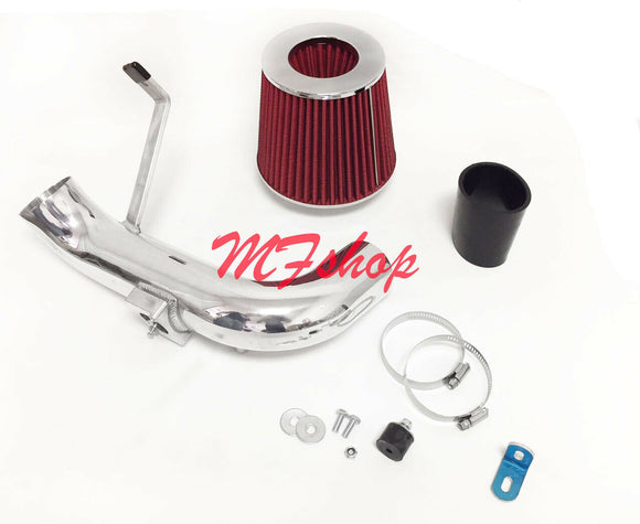 Air Intake Filter Kit System for Mitsubishi Lancer 2008-2012 with 2.0L 2.4L Engine