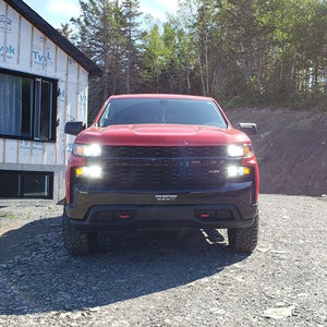 Kit LED CHEVROLET SILVERADO CUSTOM, TRAIL BOSS  2019-2020