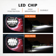 "Charger l'image dans la galerie, 7"" Headlights LED pour JEEP/Hummer/Harley ( STYLE 1 )"