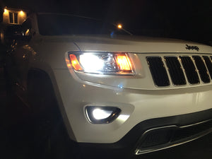 Kit LED Pour JEEP GRAND CHEROKEE 2014-2015-2016-2017-2018-2019
