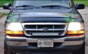 Kit LED FORD RANGER/ MAZDA B4000  2000-2001-2002-2003-2004-2005-2006-2007-2008-2009-2010-2011