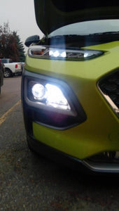 Kit LED HYUNDAI KONA 2018 - 2019 - 2020