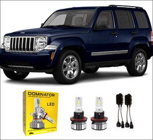 KIT LED JEEP LIBERTY 2008 - 2009 - 2010 - 2011- 2012