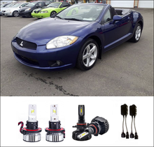 Charger l'image dans la galerie, Kit LED Mitsubishi ECLIPSE 2006-2007-2008-2009-2010-2011-2012