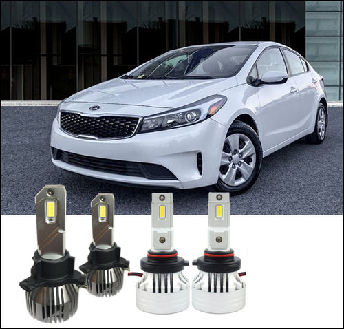 Kit LED KIA FORTE 2017-2018