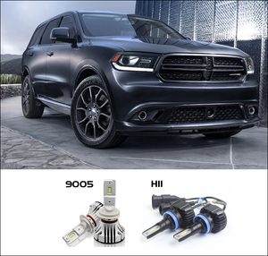 Kit LED DODGE DURANGO  2016 - 2017 - 2018 - 2019 - 2020