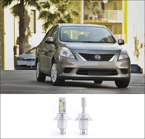 KIT LED NISSAN VERSA 2007-2008-2009-2010-2011-2012-2013-2014-2015-2016-2017-2018 (pas Versa Note )