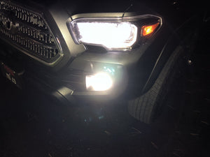 Kit LED TOYOTA TACOMA 2016-2017-2018-2019-2020