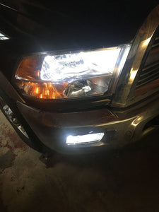 Kit LED COMPLET RAM 1500 -- 2013 2014 2016 2017 2018 et 2019(classic)