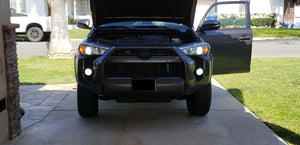 Kit LED TOYOTA 4RUNNER 2010-2011-2012-2013-2014-2015-2016-2017-2018-2019-2020
