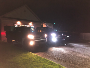 Kit LED TOYOTA TUNDRA 2014-2015-2016-2017-2018-2019-2020