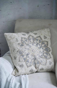 Pillow Covers by Jeanne d' Arc