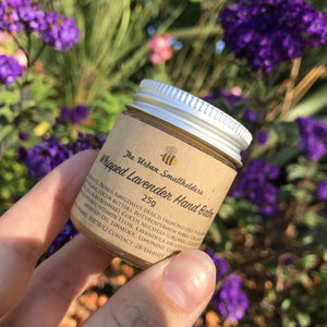 Lavender hand balm all natural